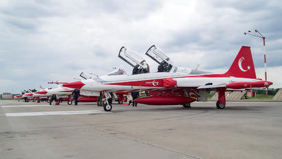71-4026 - Turkey - Air Force : Turkish Stars Canadair 5B-2000 Freedom Fighter