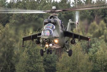 741 - Poland - Army Mil Mi-24V