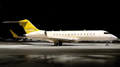 N700GB - Private Bombardier BD-700 Global Express