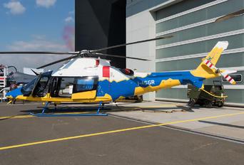 I-AGGR - Agusta Westland Agusta Westland AW109 Trekker