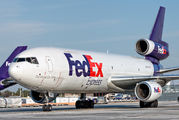 N566FE - FedEx Federal Express McDonnell Douglas MD-10-10F  aircraft
