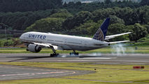 N69020 - United Airlines Boeing 777-200ER aircraft