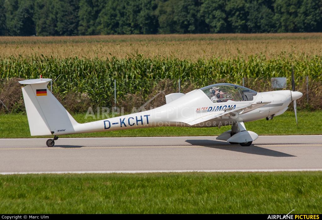 Private D-KCHT aircraft at Augsburg