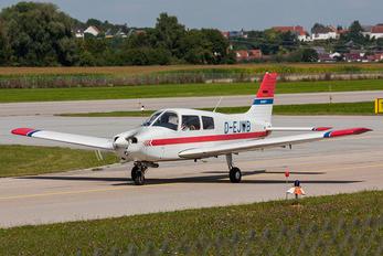 D-EJWB - Private Piper PA-28 Cadet