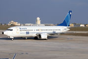 Israel Aircraft Industries 737-400 in Malta title=