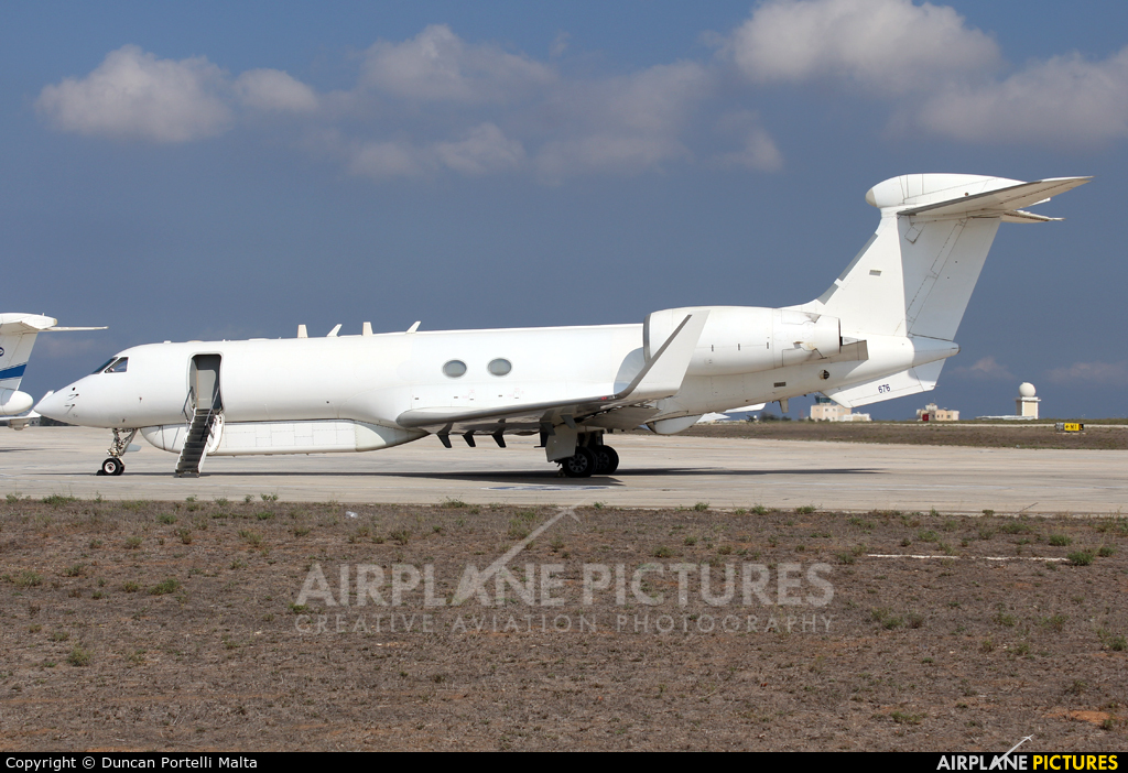 Israel - Defence Force 676 aircraft at Malta Intl