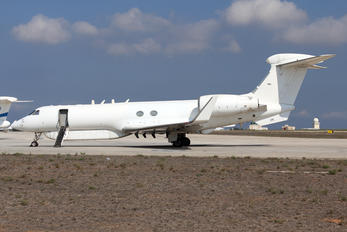 676 - Israel - Defence Force Gulfstream Aerospace G-V, G-V-SP, G500, G550