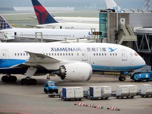 B-2760 - Xiamen Airlines Boeing 787-8 Dreamliner