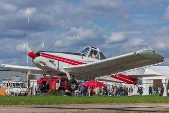 RA-1117G - Private Piper PA-25 Pawnee