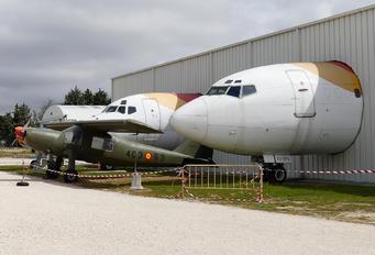 EC-CFG - Iberia Boeing 727-200 (Adv)