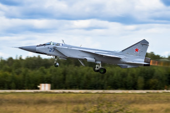 27 - Russia - Air Force Mikoyan-Gurevich MiG-31 (all models)