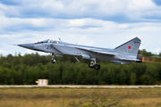 27 - Russia - Air Force Mikoyan-Gurevich MiG-31 (all models) aircraft