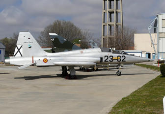 AR.9-062 - Spain - Air Force CASA-Northrop  SF-5B(M) Freedom Fighter