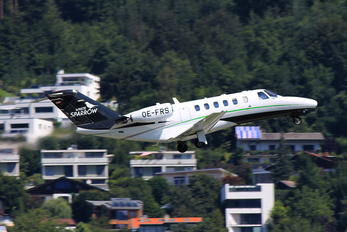 OE-FRS - Salzburg Jet Aviation Cessna 525A Citation CJ2