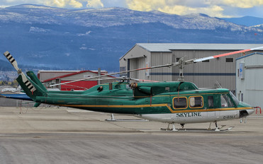 C-GSLI - Skyline Helicopters Bell 212
