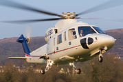 M-JCBC - Private Sikorsky S-76C aircraft