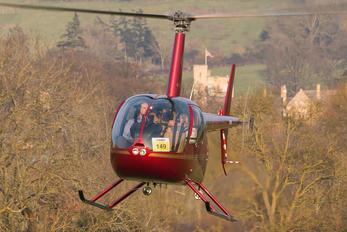 G-TWTR - Private Robinson R44 Astro / Raven