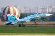 85 RED - Russia - Navy Sukhoi Su-33 aircraft