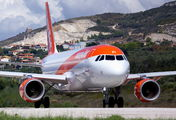 G-EZPI - easyJet Airbus A320 aircraft