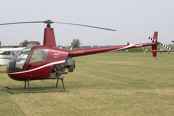 I-C443 - Private Robinson R22