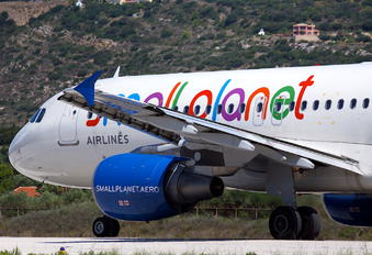 LY-SPG - Small Planet Airlines Airbus A320