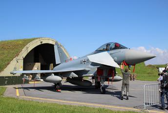 30+15 - Germany - Air Force Eurofighter Typhoon S