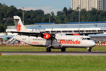 9M-LMO - Malindo Air ATR 72 (all models)