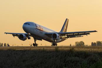 N744FD - FedEx Federal Express Airbus A300F