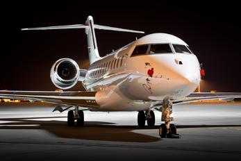 EC-LTF - TAG Aviation Bombardier BD-700 Global 6000