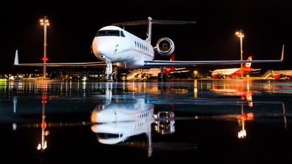 N607CH - Private Gulfstream Aerospace G-V, G-V-SP, G500, G550