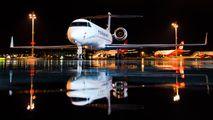 N607CH - Private Gulfstream Aerospace G-V, G-V-SP, G500, G550 aircraft