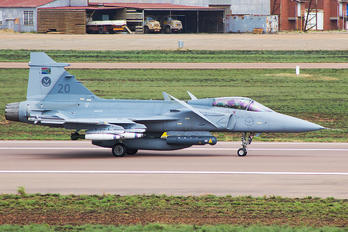 3920 - South Africa - Air Force SAAB JAS 39C Gripen