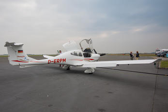 D-ERPM - Private Diamond DA 40 Diamond Star