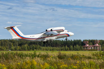 RF-72907 - Russia - Ministry of Internal Affairs Antonov An-72