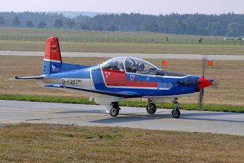 D-FAMT - EIS Aircraft Pilatus PC-9B