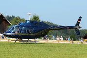 D-HTOM - Private Bell 206B Jetranger III aircraft