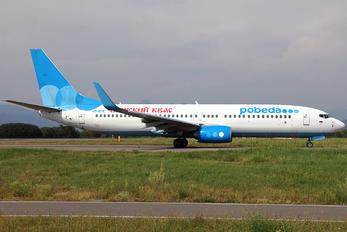 VQ-BTH - Pobeda Boeing 737-800