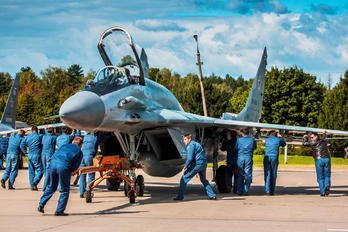 RF-90847 - Russia - Air Force Mikoyan-Gurevich MiG-29SMT