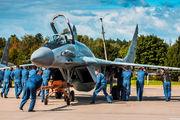 RF-90847 - Russia - Air Force Mikoyan-Gurevich MiG-29SMT aircraft