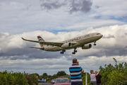 A6-EYG - Etihad Airways Airbus A330-200 aircraft