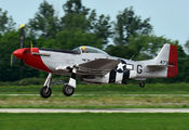 NL10601 - Private North American P-51D Mustang aircraft