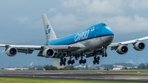PH-CKC - KLM Cargo Boeing 747-400F, ERF aircraft