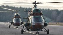 6003 - Poland - Army Mil Mi-2 aircraft