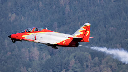 E.79-38 - Spain - Air Force : Patrulla Aguila Casa C-101EB Aviojet