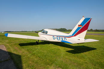 D-EFKO - Private Piper PA-28 Cherokee