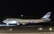 4X-ELE - El Al Israel Airlines Boeing 747-400 aircraft