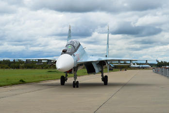 04 - Russia - Air Force Sukhoi Su-30SM