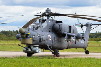 12 - Russia - Air Force Mil Mi-28