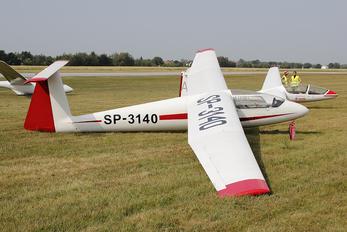 SP-3140 - Aeroklub Rzeszowski PZL SZD-30 Pirat