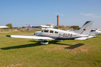 D-ELPA - Private Piper PA-28 Archer